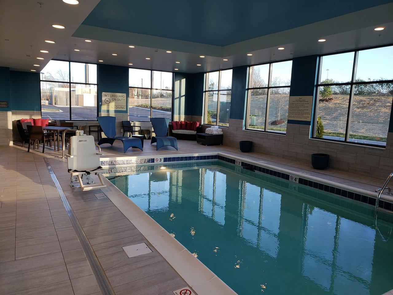 Hampton Inn Simpsonville Updated 2018 Prices Hotel Reviews Ky Tripadvisor
