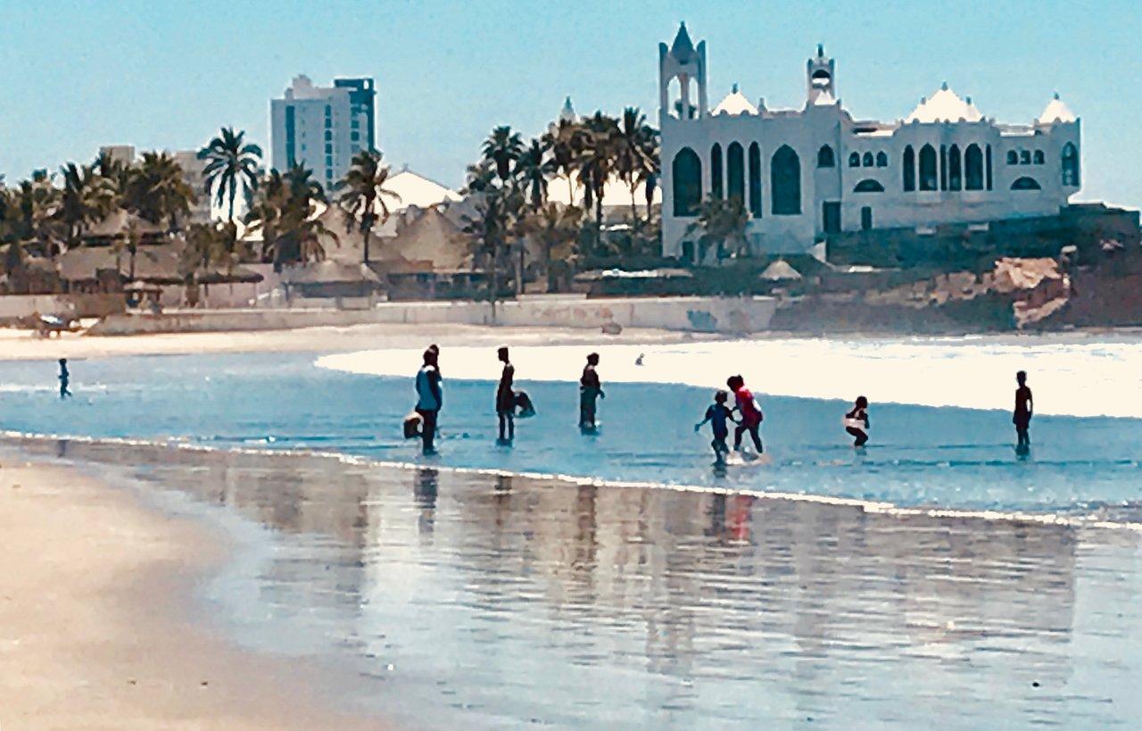 Resultado de imagen de playa gaviotas mazatlan