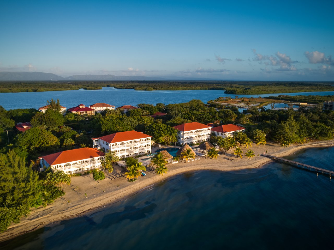 """Living the """"Dream""""sicle! - Review of Maya Beach Hotel, Placencia"""