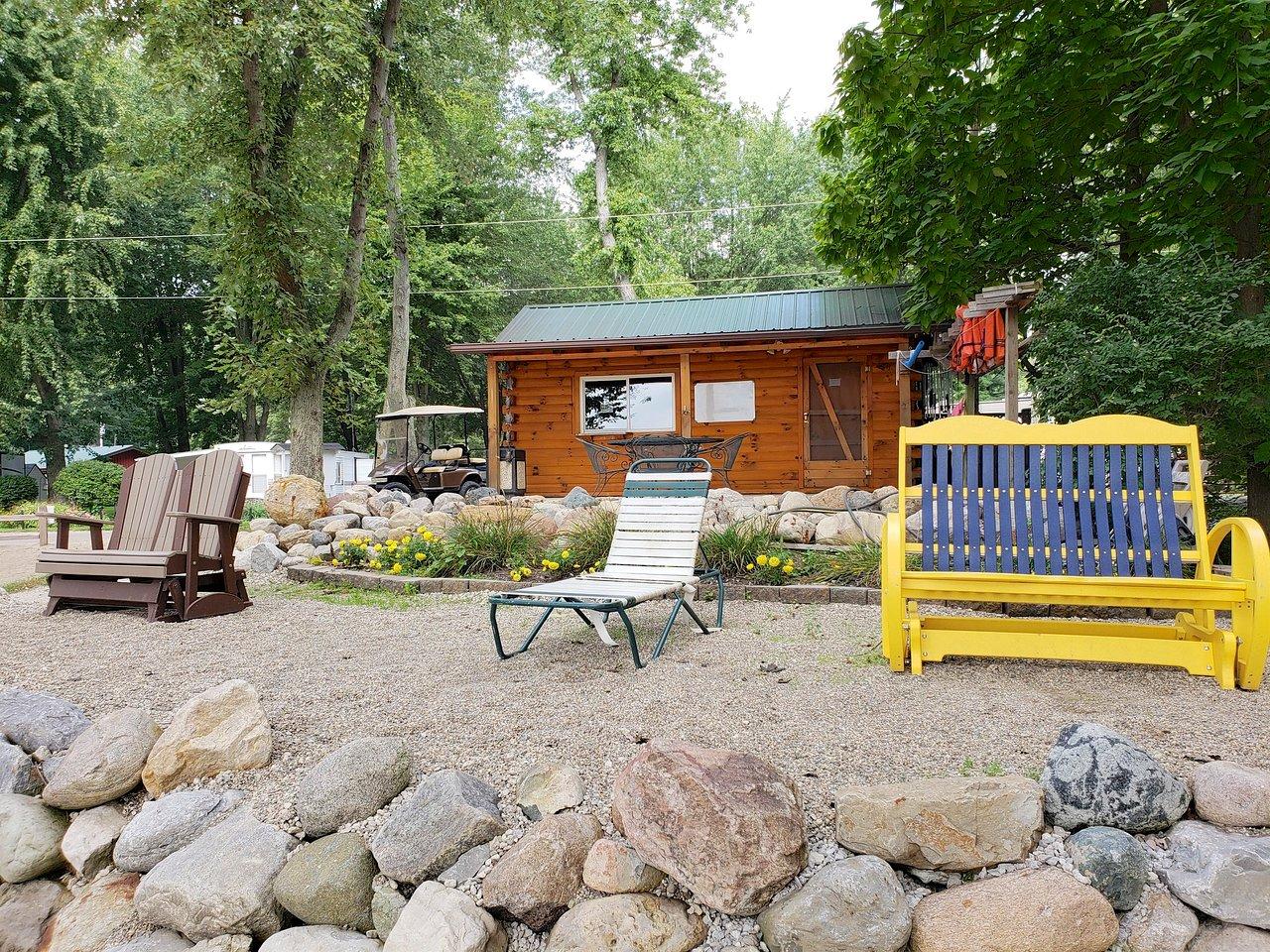volledige aansluiting campings in Indiana Dating gzhel porselein