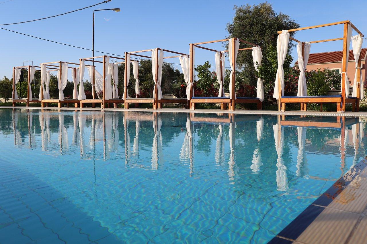 Ekati Complex Hotel Reviews Kavos Corfu