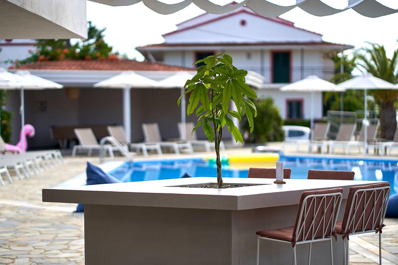 Seaside Resorts Apartment Reviews Kavos Corfu