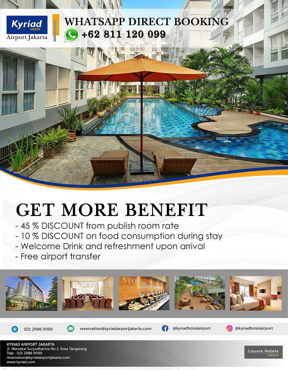 Kyriad Hotel Airport Jakarta 18 2 9 Prices Reviews Tangerang Indonesia Tripadvisor