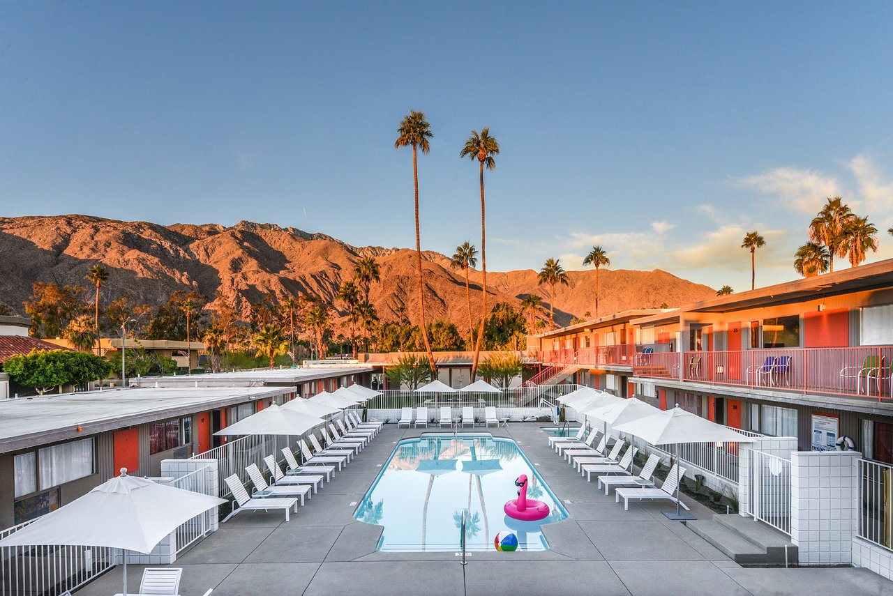 Palm Springs Hotels >> The 10 Best Hotels In Palm Springs Ca For 2019 From 65