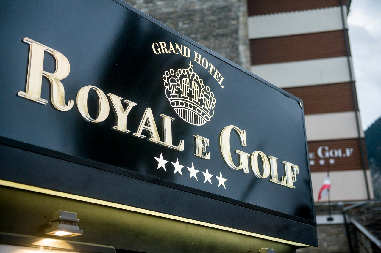 Grand Hotel Royal E Golf Updated 2020 Prices Reviews