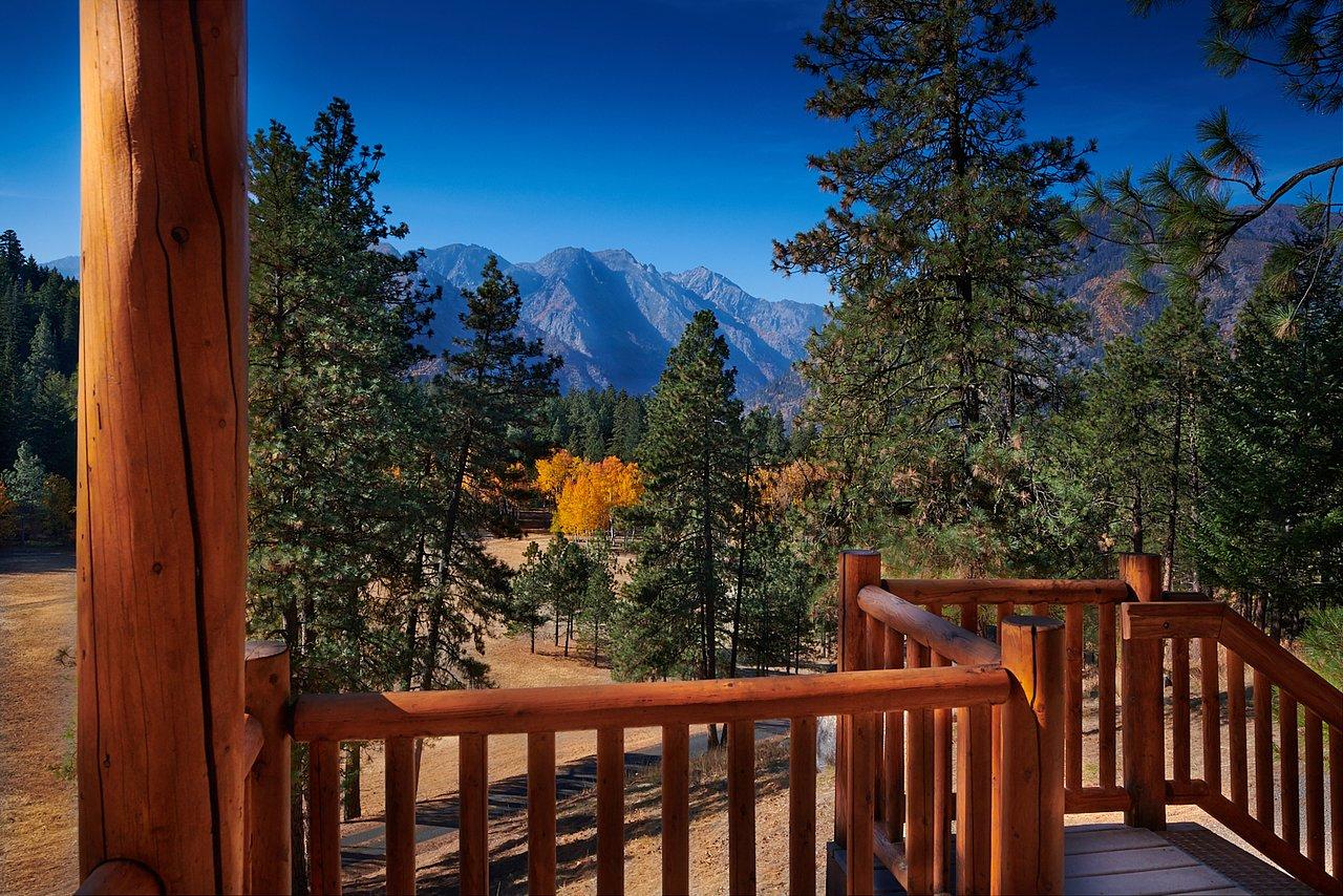 mountain home lodge - prices & hotel reviews (leavenworth, wa
