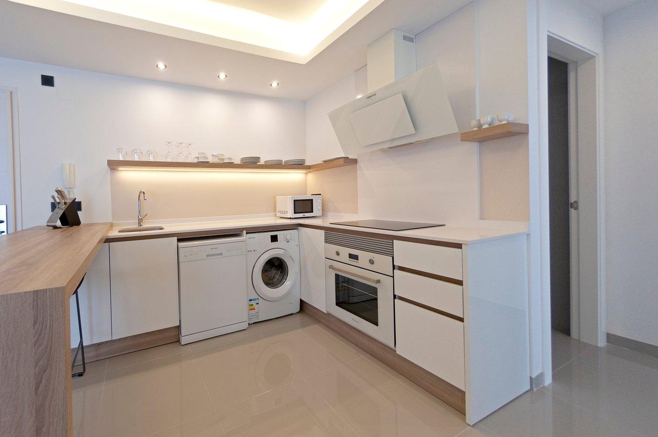 Kitchen De Lujo