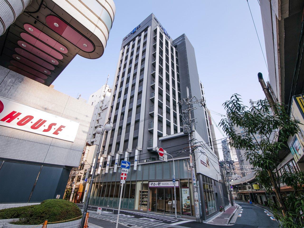 ホテルユニゾ大阪梅田>