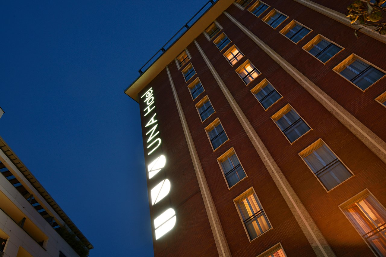 UNAHOTELS MEDITERRANEO MILANO Milan Italy Hotel Reviews s