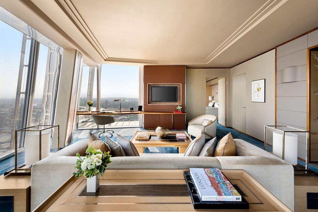 Shangri La Hotel At The Shard London Reviews