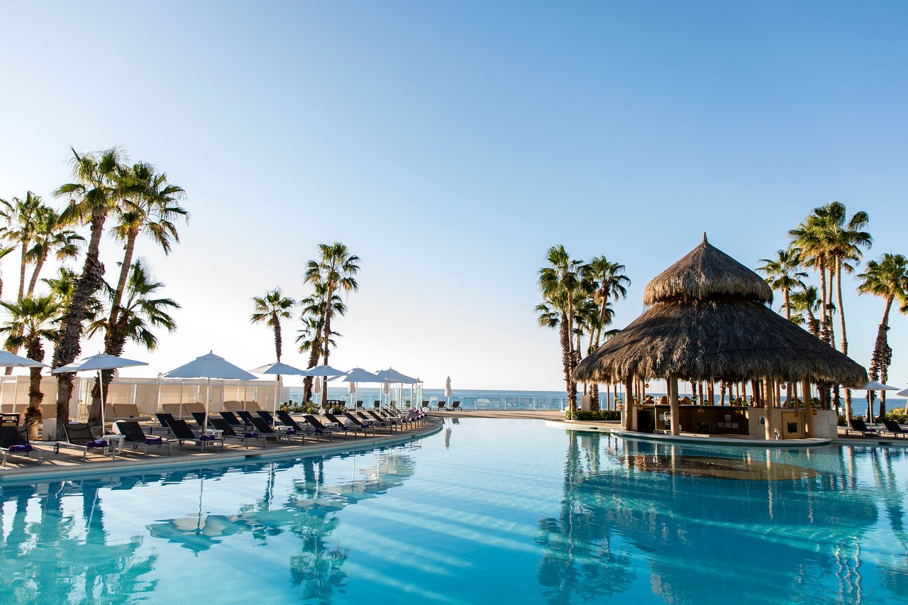 Spring Break in Mexico with Kids travel guide featured by top US family blogger, Marcie in Mommyland: Paradisus Los Cabos is a kid-friendly resort in Mexico