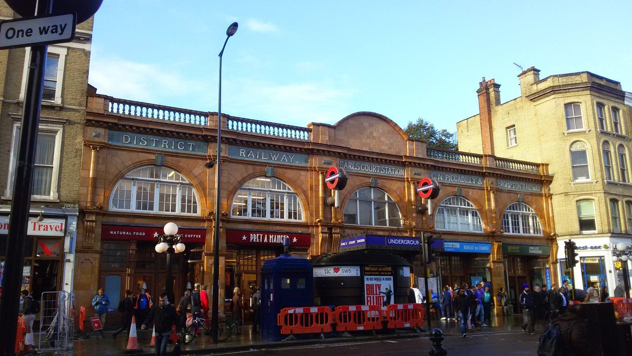 Image result for earl's court
