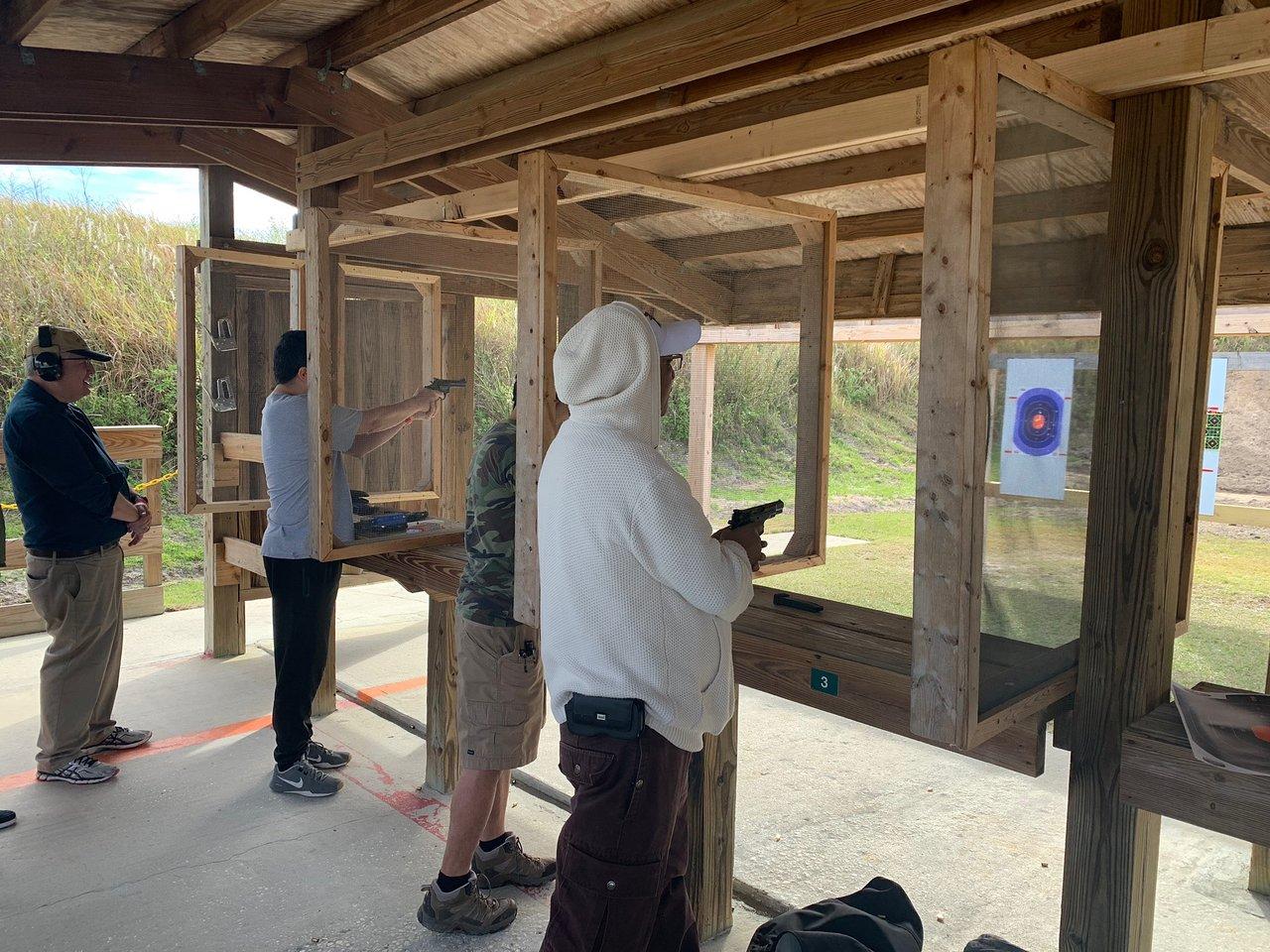 Lakeland Fl Shooting Range