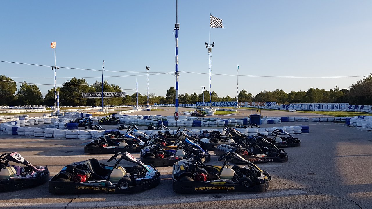 Kartingmania Port D Alcudia 2020 All You Need To Know Before