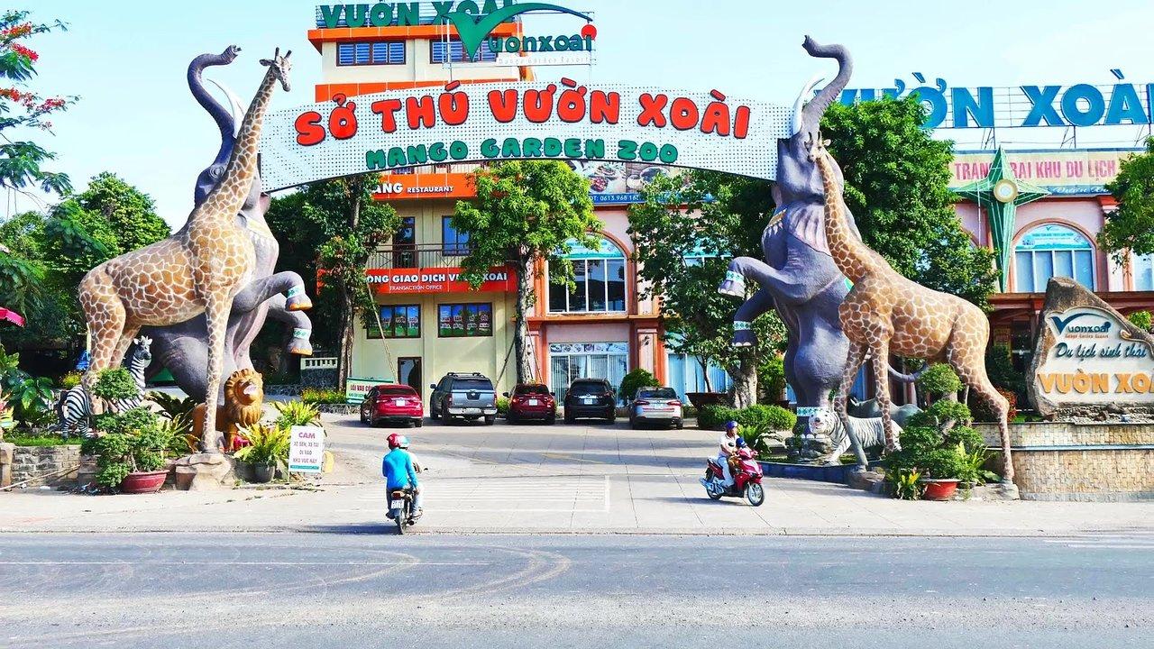 Khu Du Lịch Sinh Thái Vườn Xoài (Biên Hòa, Việt Nam) - Đánh giá