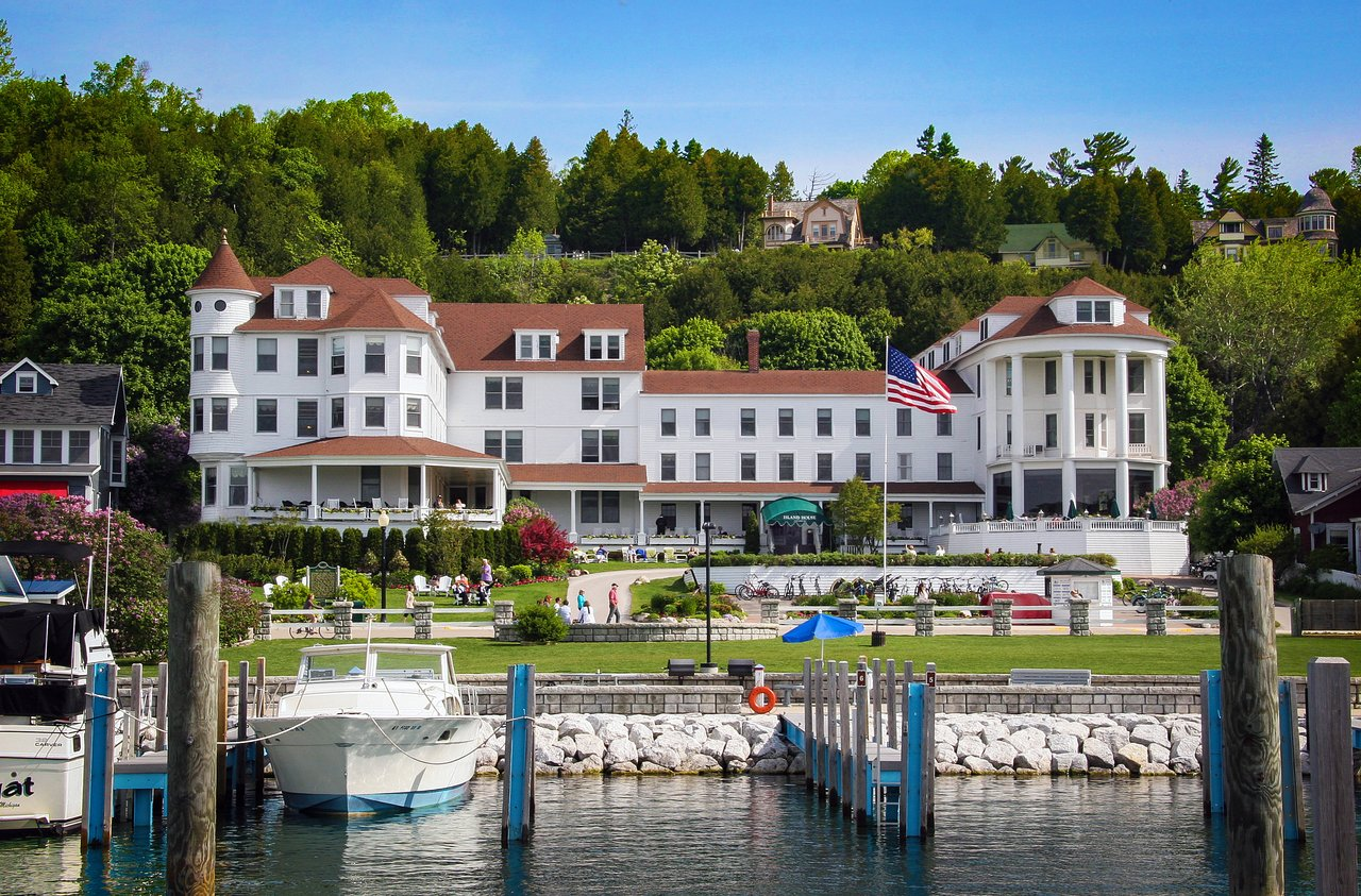 MACKINAC ISLAND HISTORY LOVER/'S LEAP BLOCK HOUSE ARCH ROCK ISLAND HOME OF ANNE