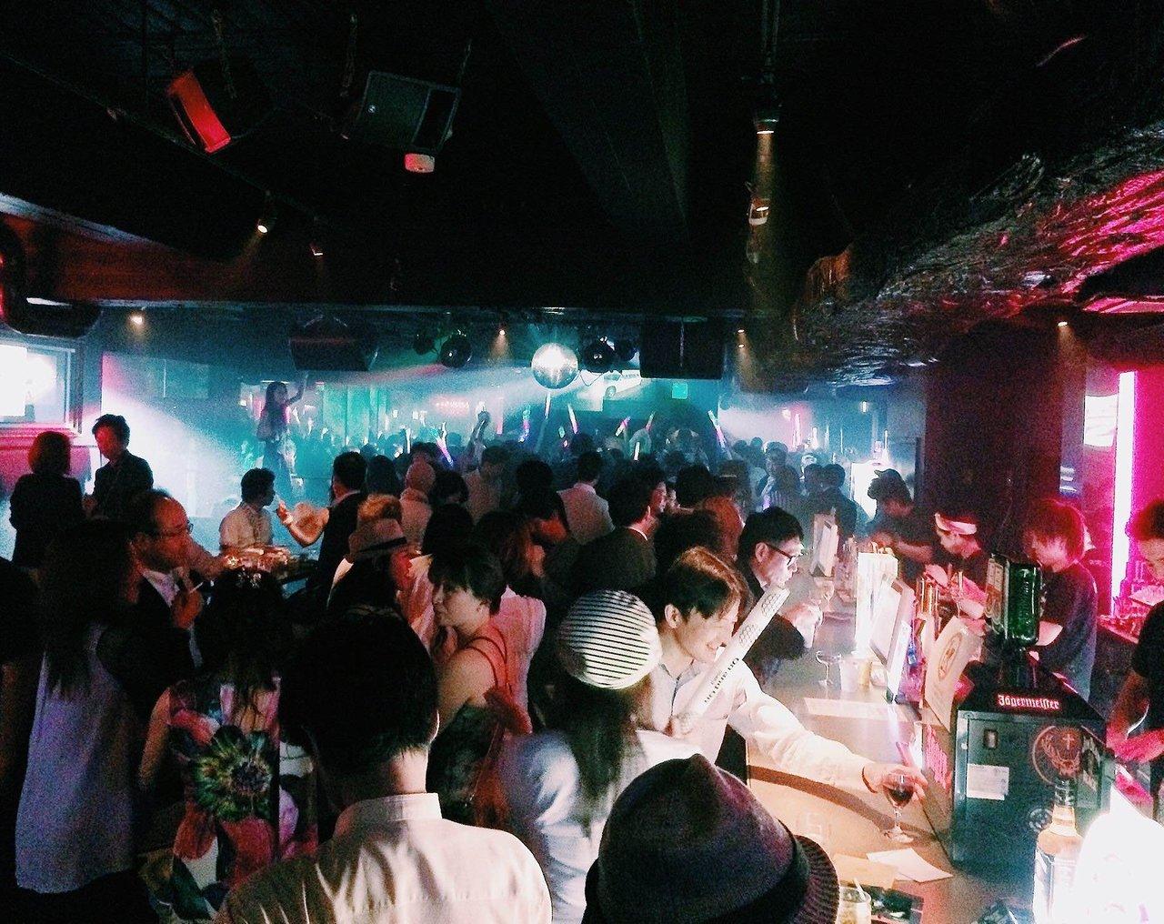 OSAKA DANCE CLUBS Osaka-no1-disco
