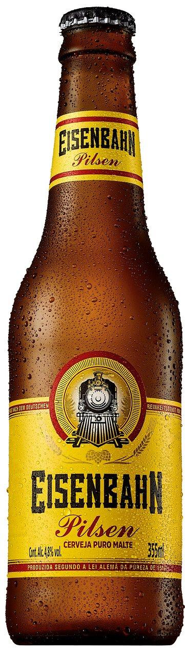 Cerveja puro malte Eisenbahn