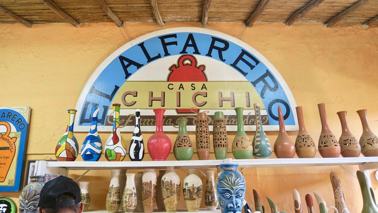 La Casa del Alfarero, Cuba