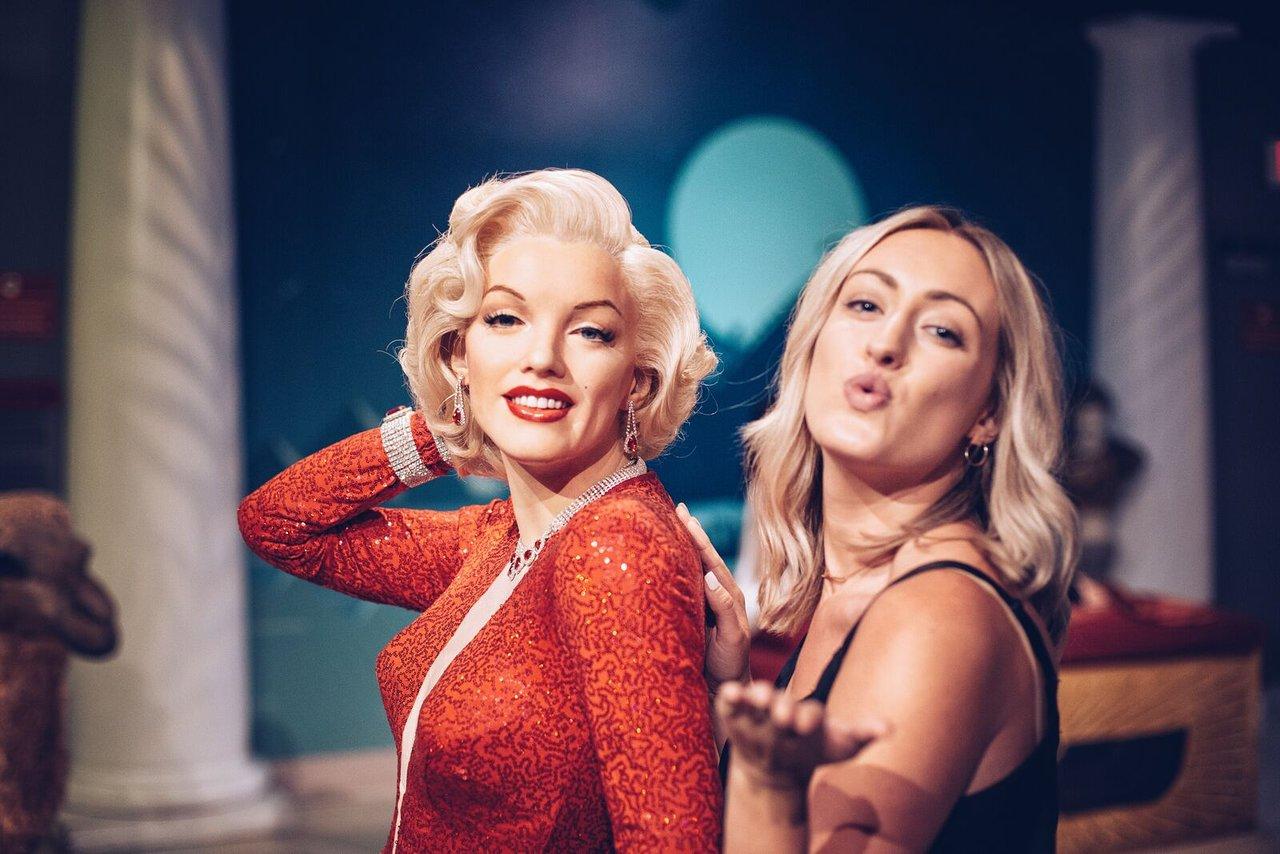 تعليقات حول Madame Tussauds Hollywood - لوس أنجلوس, كاليفورنيا -  Tripadvisor
