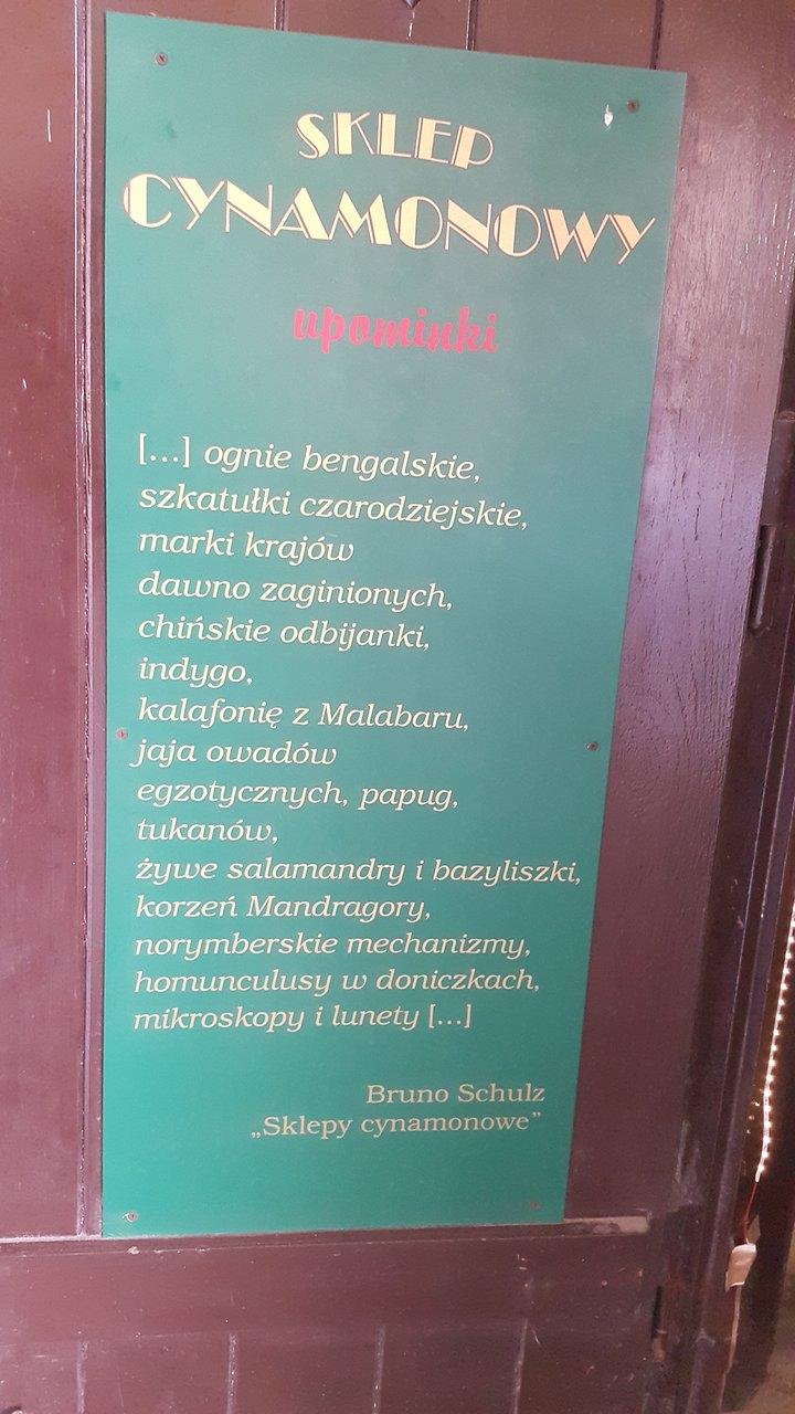 Sklep Cynamonowy Lublin Polska Opinie Tripadvisor