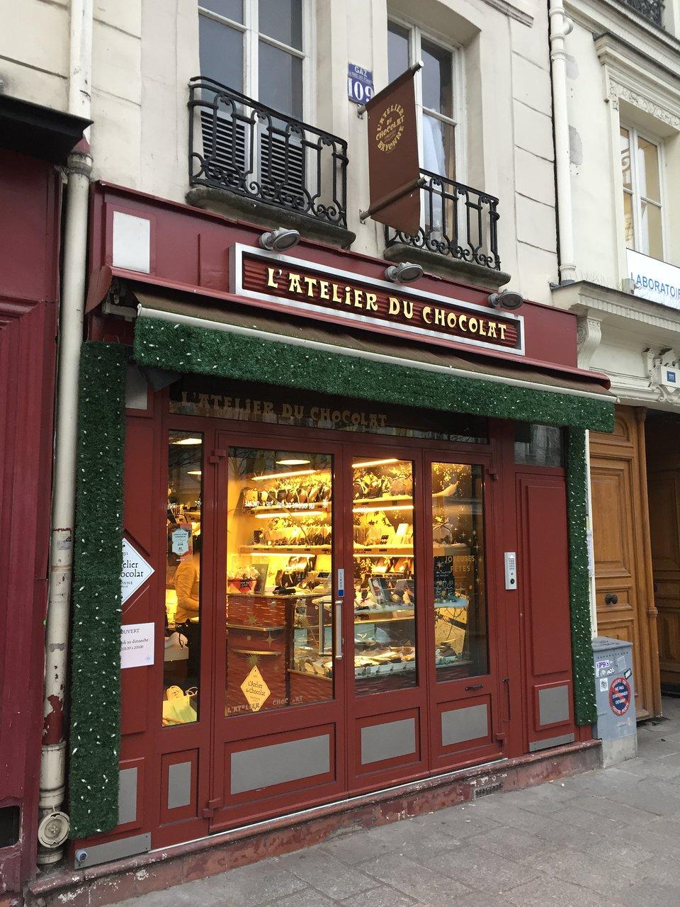23 Rue Du Cherche Midi l'atelier du chocolat (paris) - 2020 all you need to know
