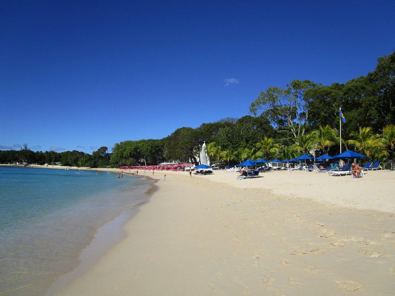 Sandy Lane Beach Saint James Parish