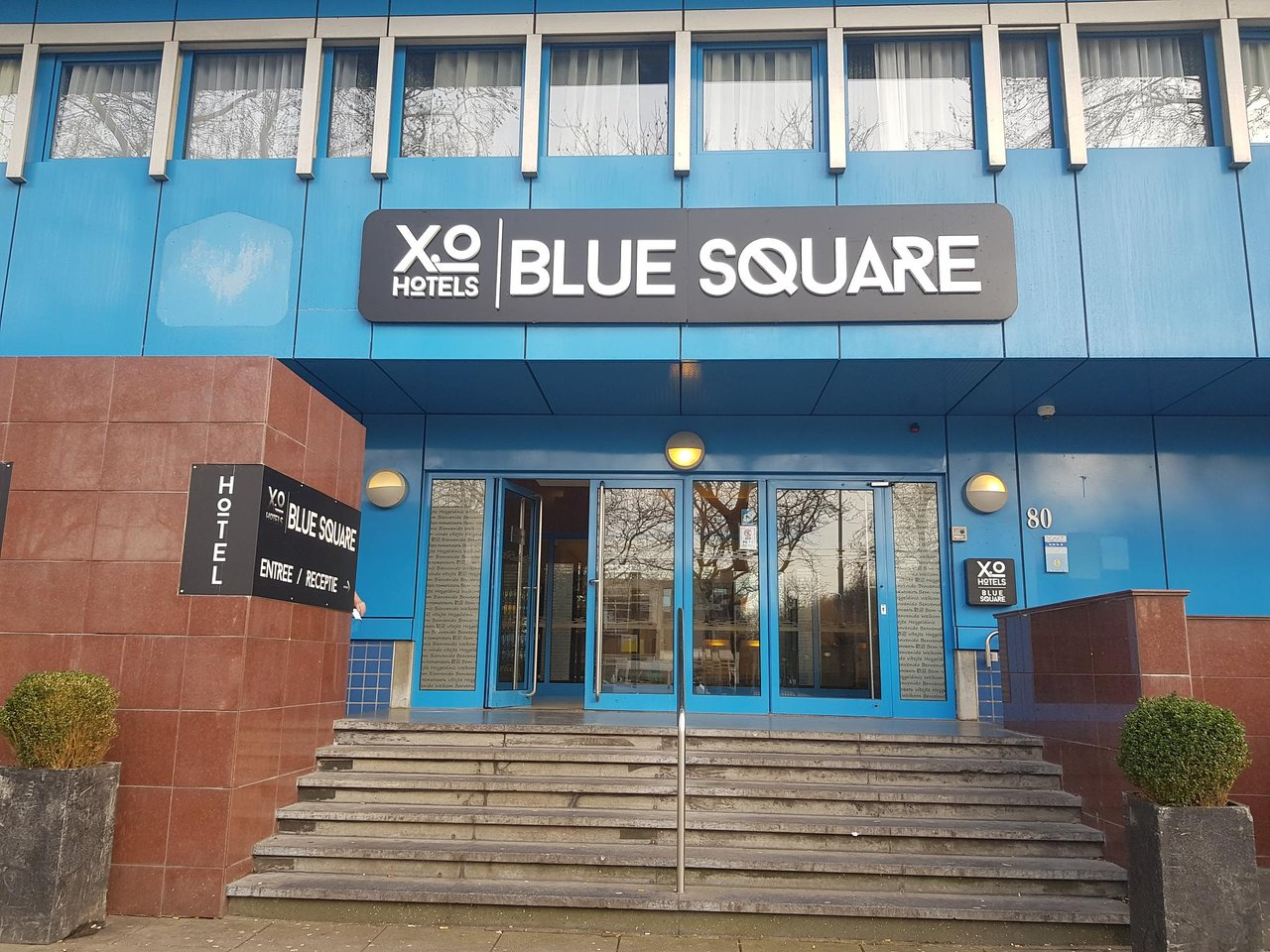 Xo Hotels Blue Square Reviews Deals Amsterdam