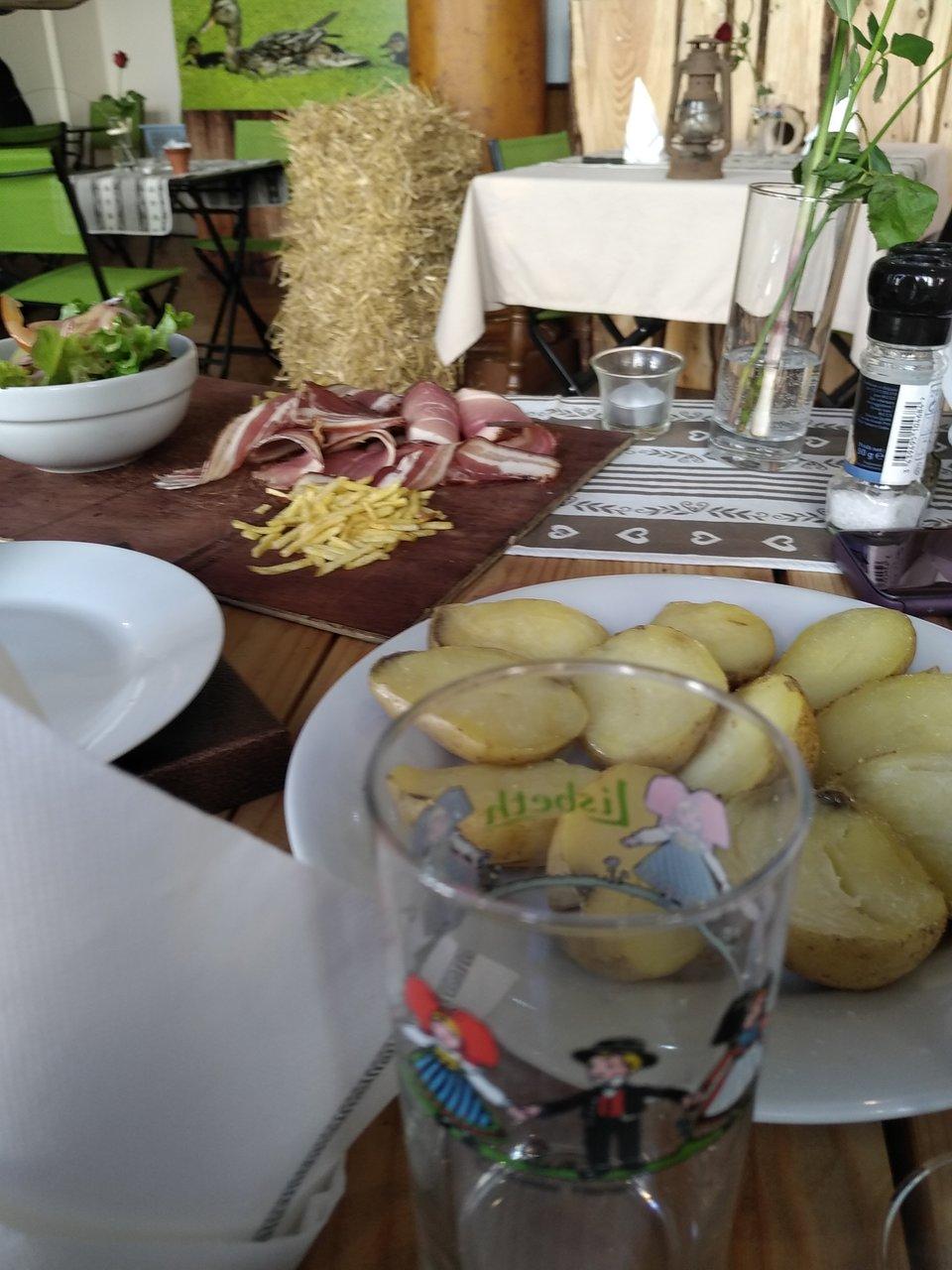 Restaurant de la Ferme   Picture of La Table de la Ferme, Munster ...