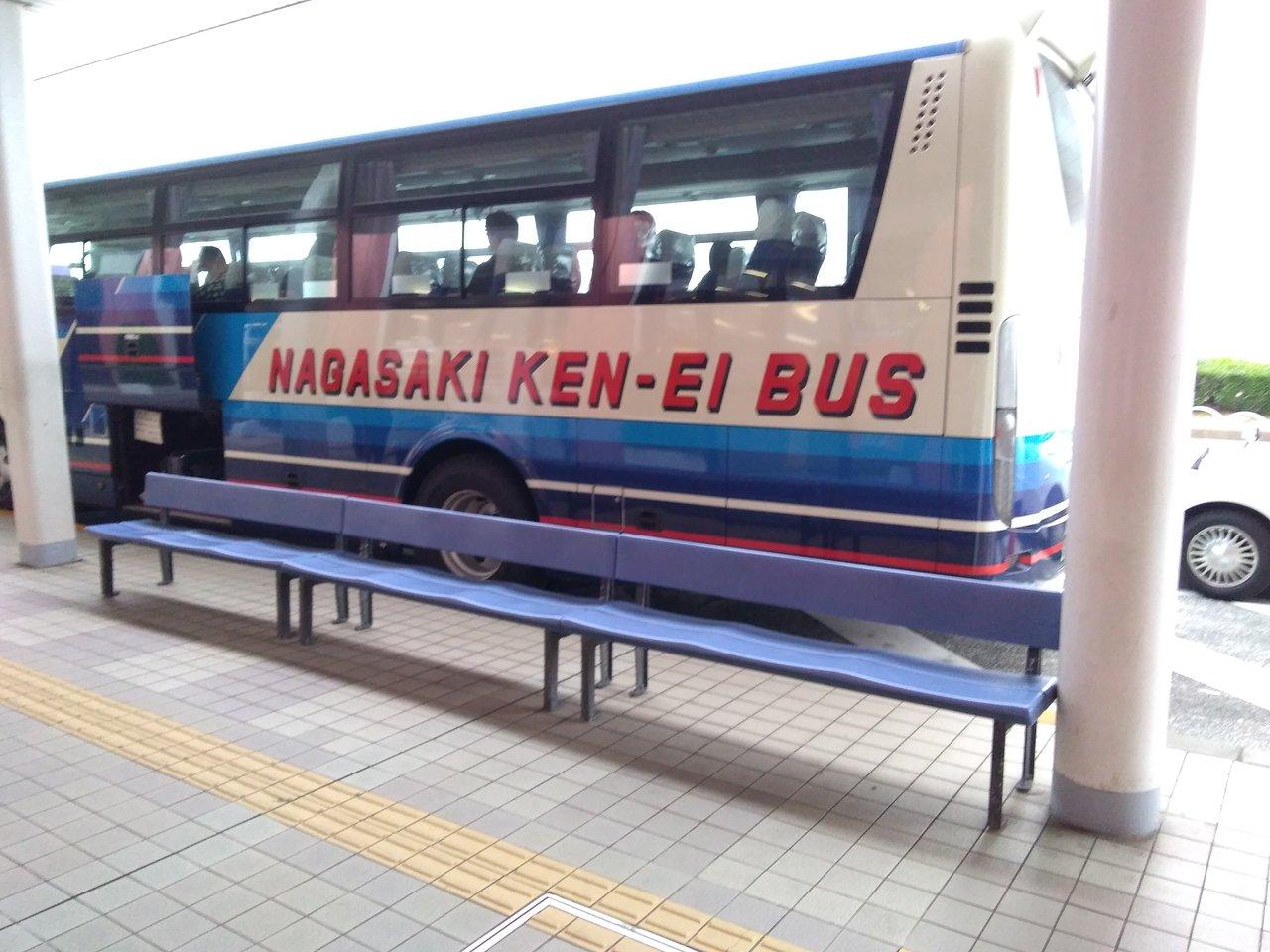 県営 suica 長崎 バス