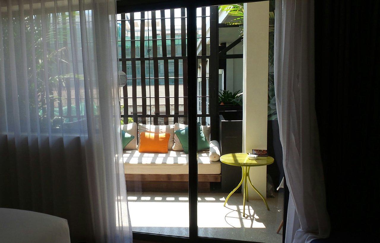 Balcony tailor bird room - Picture of The Aviary Hotel, Siem Reap -  Tripadvisor