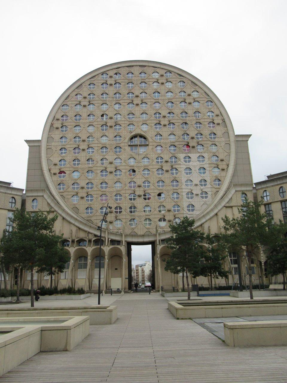 Noisy Le Grand Architecture les arenes de picasso (noisy-le-grand) - 2020 all you need