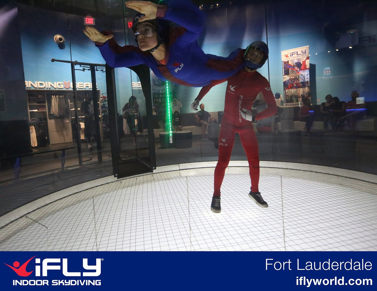 Ifly Indoor Skydiving Fort Lauderdale