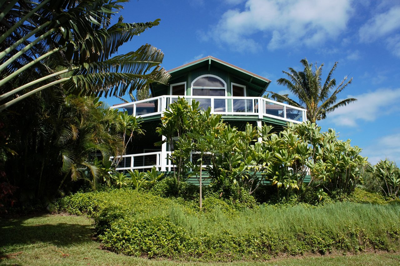 huelo point lookout b b reviews maui haiku tripadvisor rh tripadvisor com