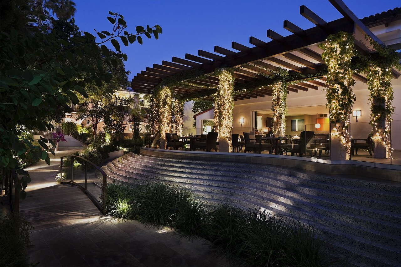 Sunset Marquis Hotel Reviews West Hollywood