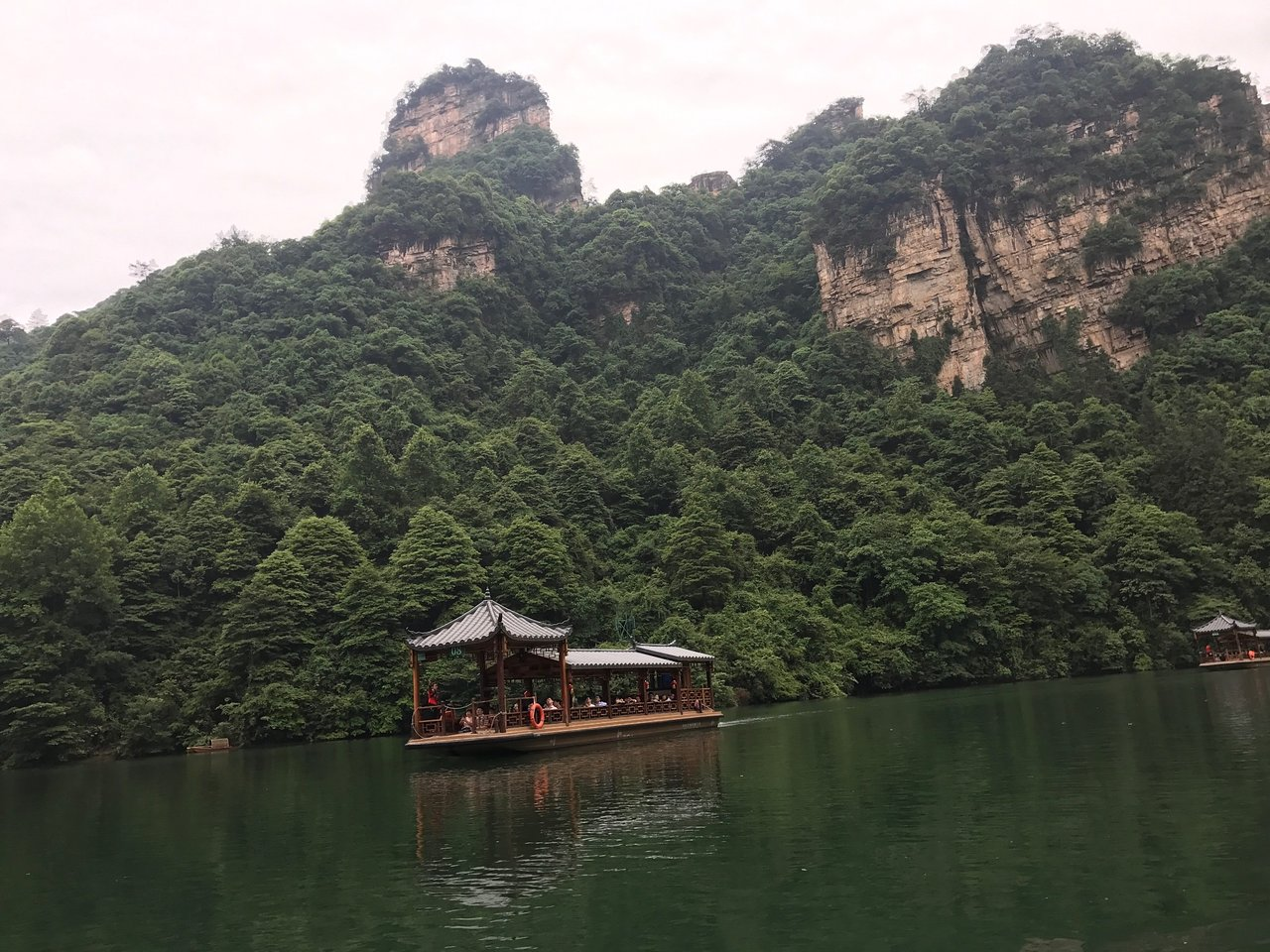 baofeng lake Tours