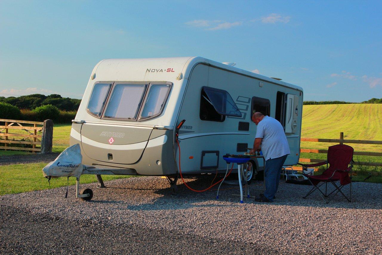 LAVERICK CARAVAN SITE - Campground Reviews & Photos (Halton