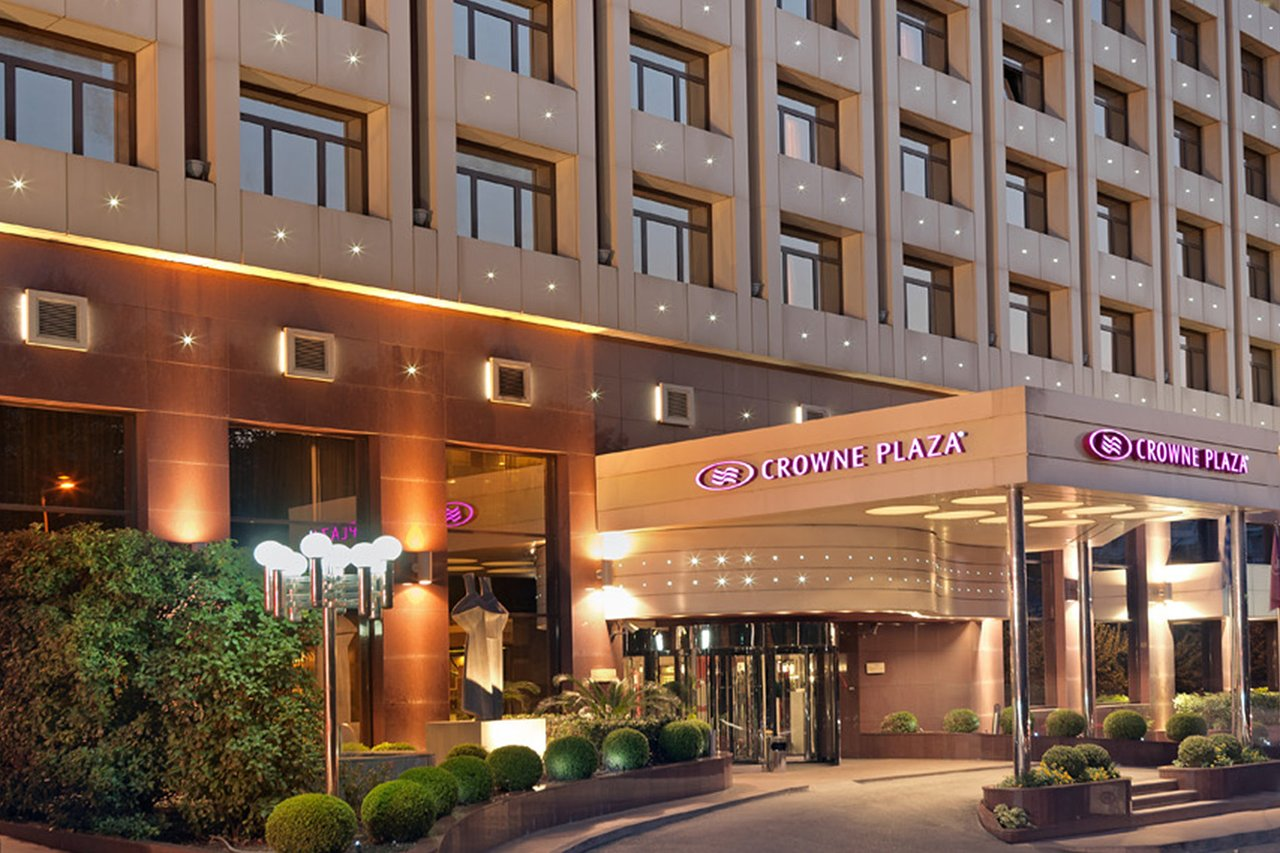 b95515be5207 CROWNE PLAZA HOTEL - ATHENS CITY CENTRE - UPDATED 2019 Reviews ...