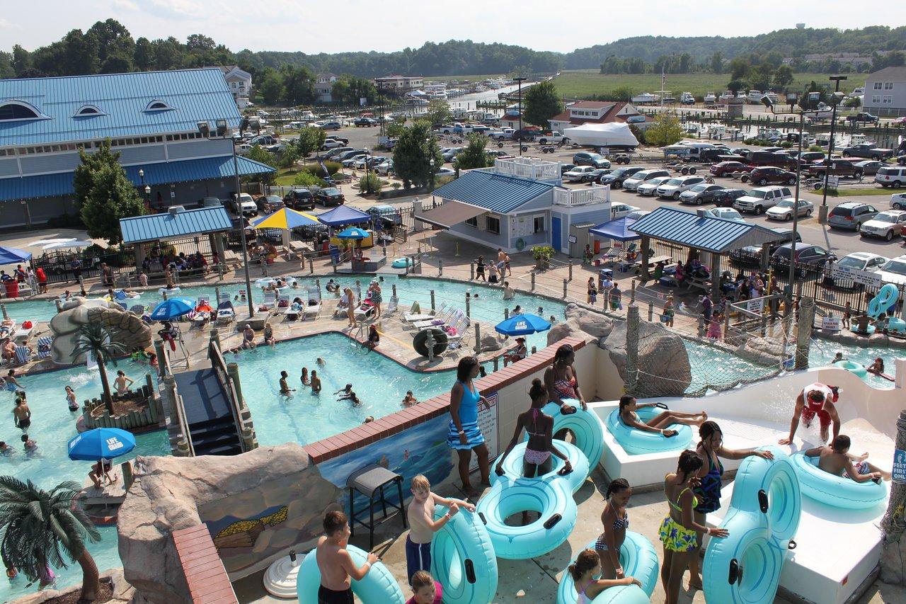 Chesapeake Beach Water Park 2020 All
