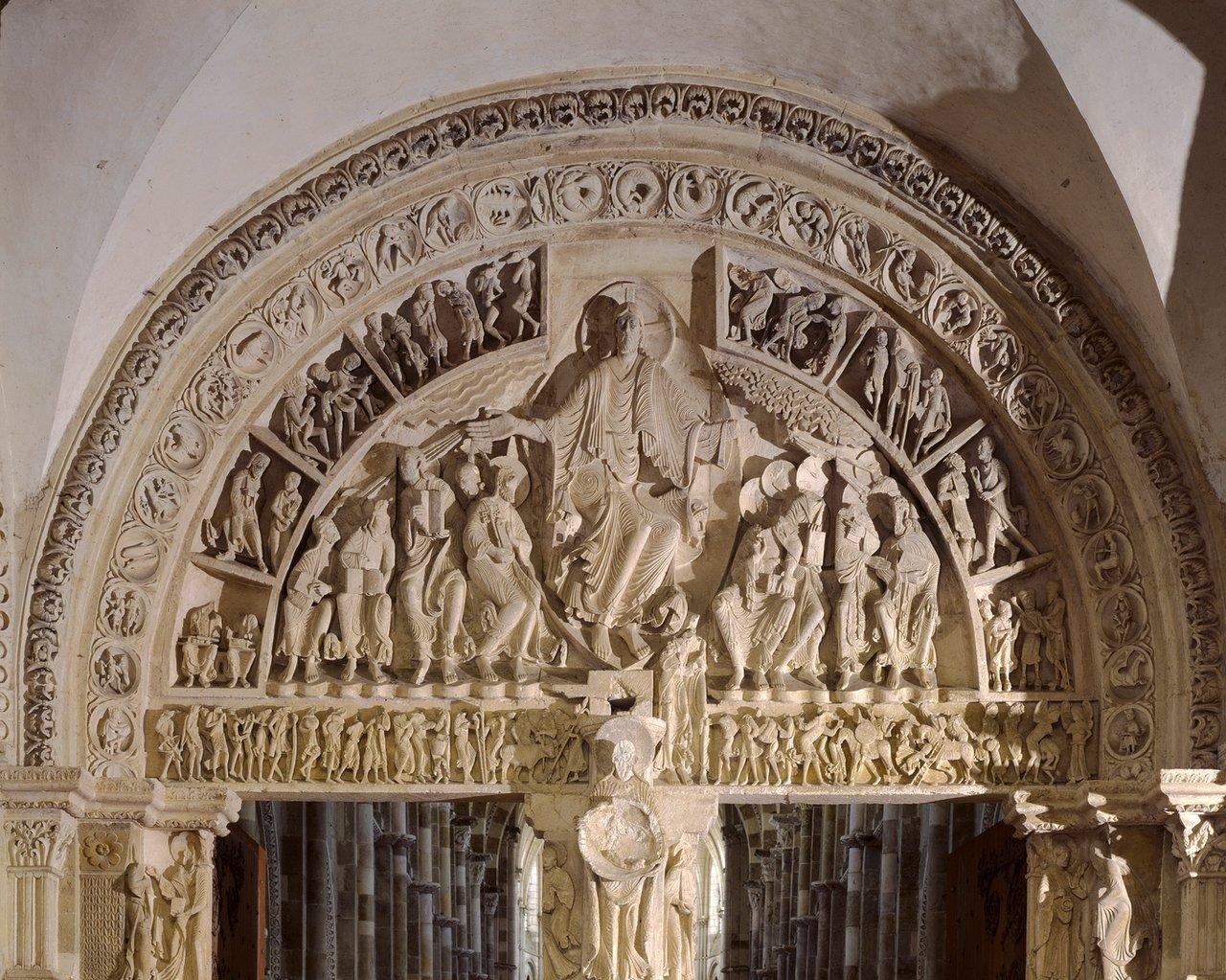 La Basilique Sainte Marie-Madeleine (Vézelay) - Tripadvisor