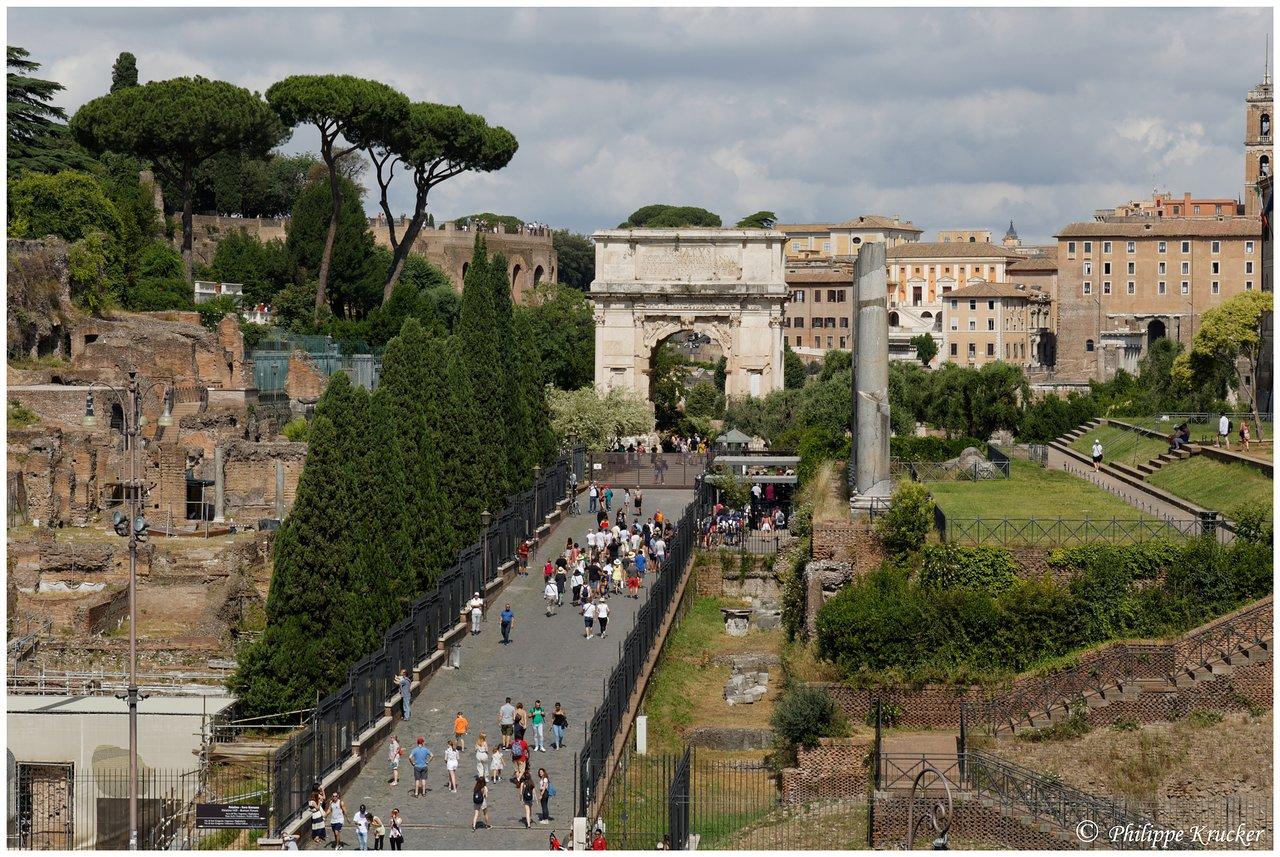 Arco di Tito (Roma) - 2020 Qué saber antes de ir - Lo más ...