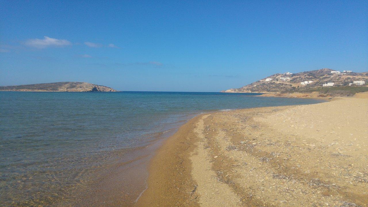 Παραλία Άγιος Γεώργιος (Αντίπαρος, Ελλάδα) - Κριτικές