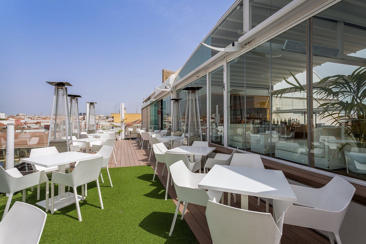 The 10 Best Restaurants With A View In Madrid Tripadvisor