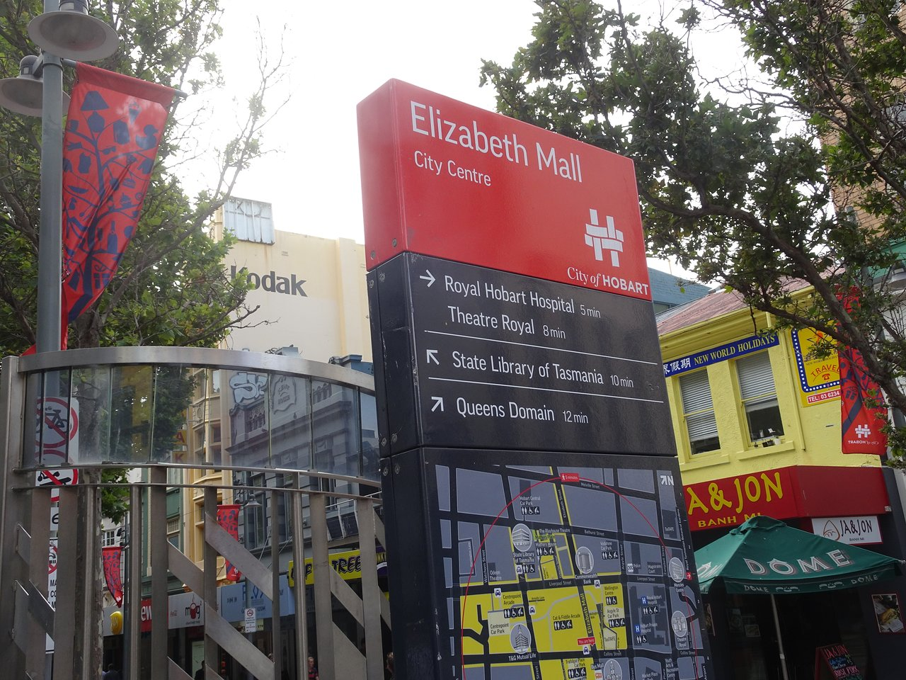 elizabeth street mall (hobart) - 2019 all you need to know