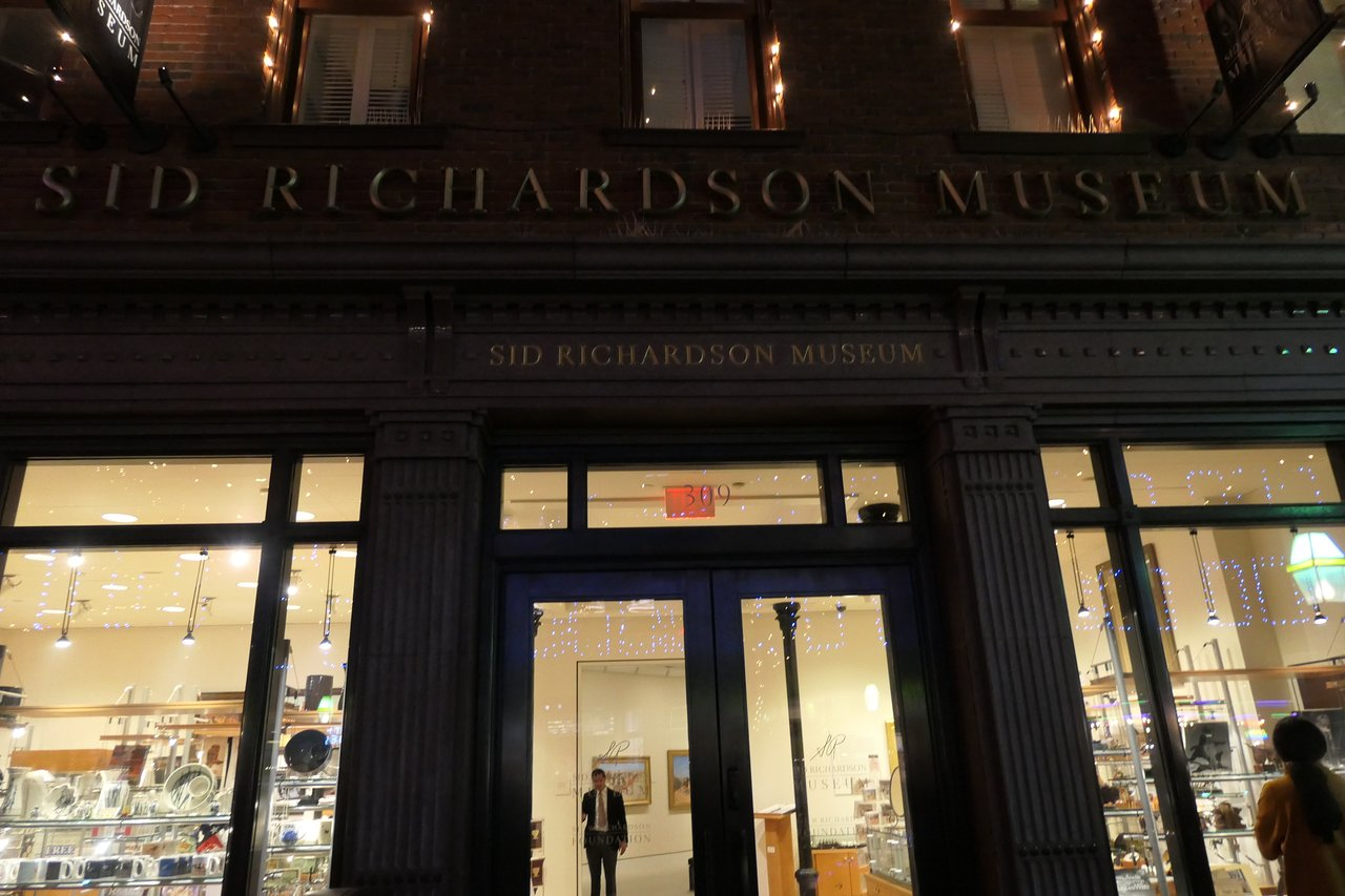 Sid Richardson Museum Fort Worth 2020 All You Need To Know Before You Go With Photos Tripadvisor