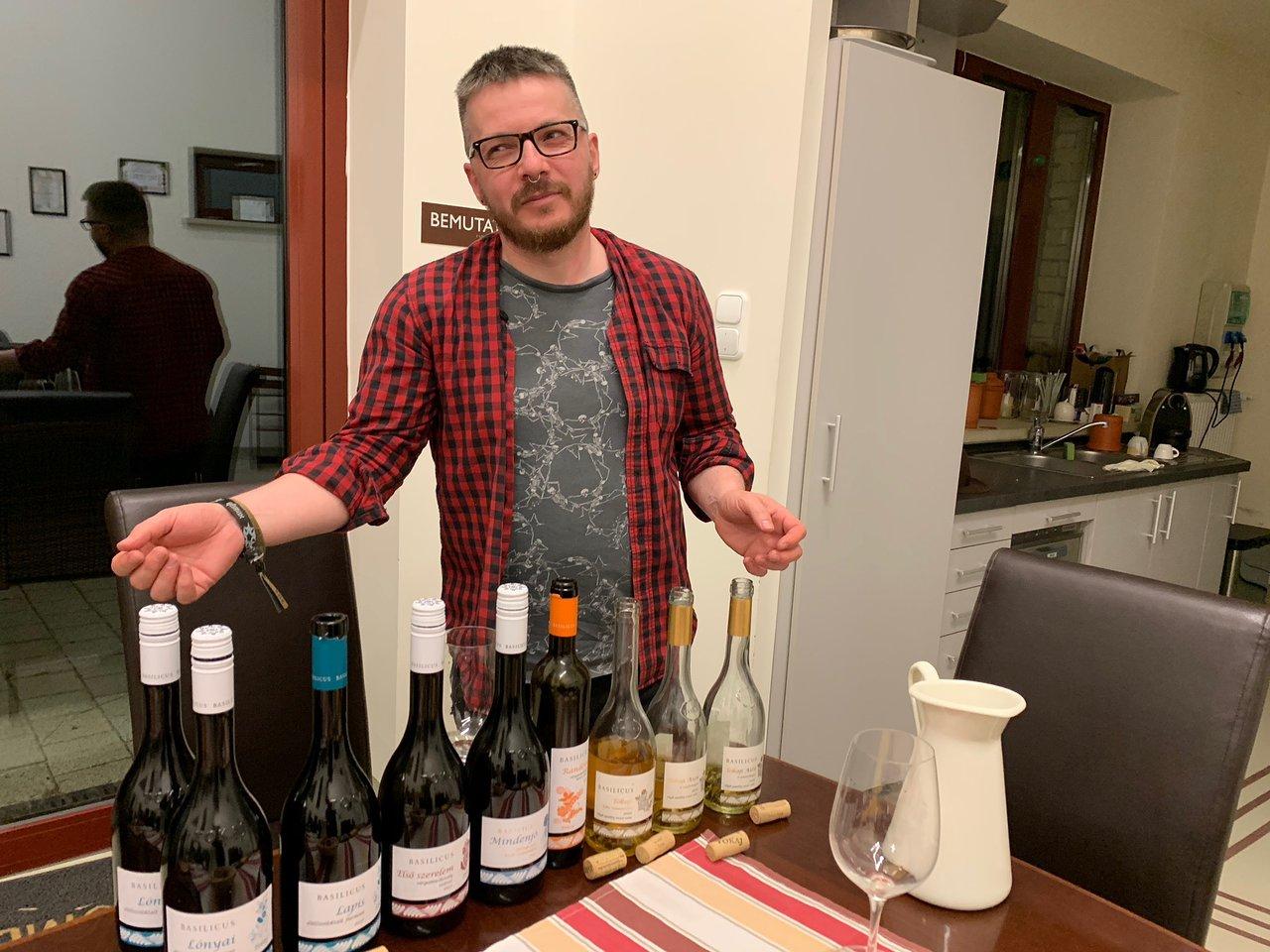 Basilicus Wine Culture Center Tarcal Magyarorszag Ertekelesek