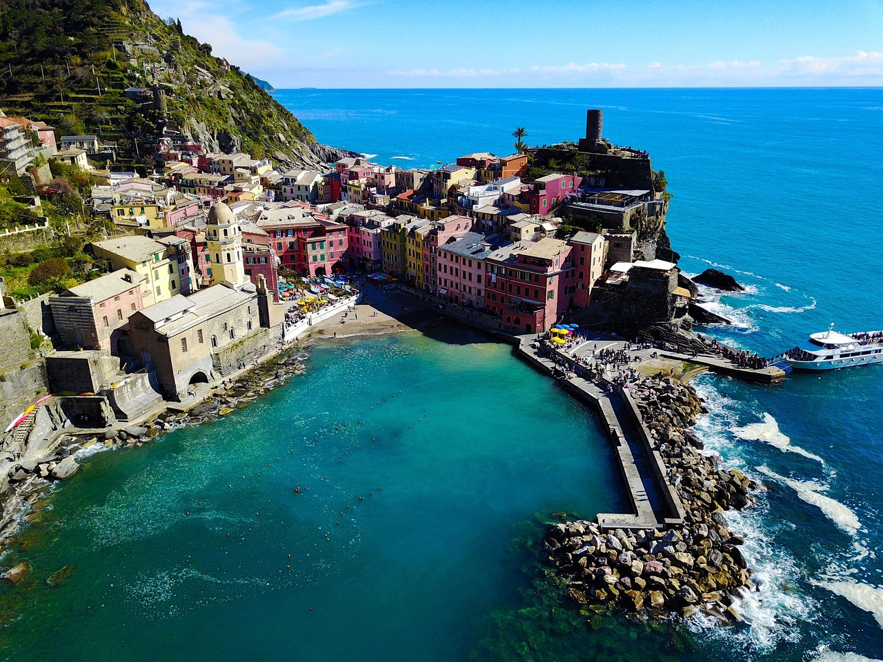 The Heart Of Cinque Terre cinque terre trails - all you need to know before you go