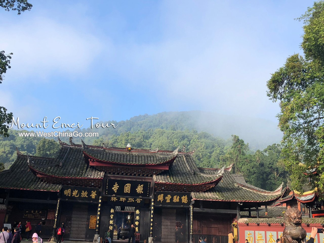Mount Emei Things To Do