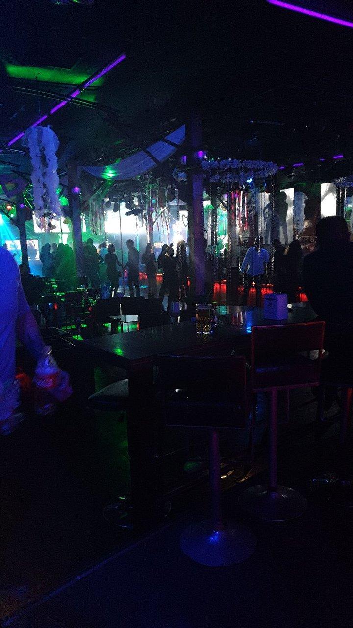 ночной клуб бишкеке