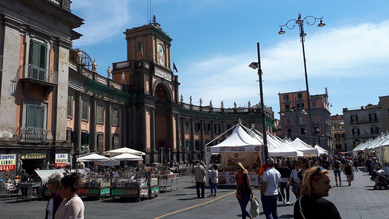Cucine Usate Campania Napoli complesso del convitto nazionale (naples) - 2020 all you